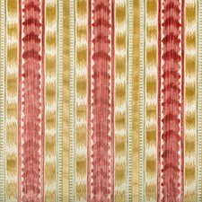 Rose Ikat Drapery and Upholstery Fabric by Brunschwig & Fils