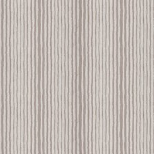 Grey Stripes Drapery and Upholstery Fabric by Stroheim