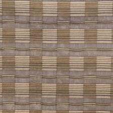 Pecan Stripes Drapery and Upholstery Fabric by S. Harris