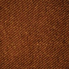 Burnt Rust Small Scale Woven Drapery and Upholstery Fabric by S. Harris