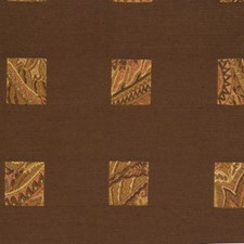 Sable Geometric Drapery and Upholstery Fabric by S. Harris