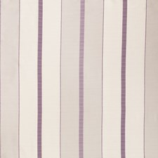 Purple Ash Stripes Drapery and Upholstery Fabric by S. Harris