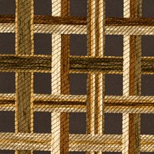 Flagstone Jacquard Pattern Drapery and Upholstery Fabric by S. Harris