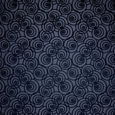 Ink Geometric Drapery and Upholstery Fabric by S. Harris