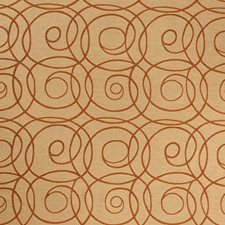 Ginger Geometric Drapery and Upholstery Fabric by S. Harris