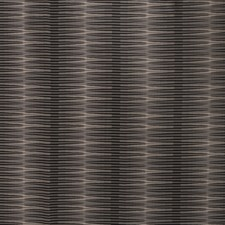 Licorice Geometric Drapery and Upholstery Fabric by S. Harris