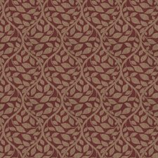 Cedar Floral Drapery and Upholstery Fabric by S. Harris