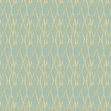 Opal Flamestitch Drapery and Upholstery Fabric by S. Harris