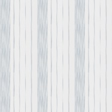 Clear Aqua Stripes Drapery and Upholstery Fabric by Trend