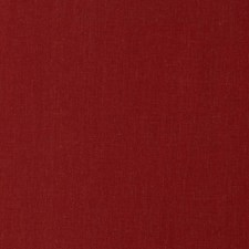 Scarlet Solid Drapery and Upholstery Fabric by Fabricut