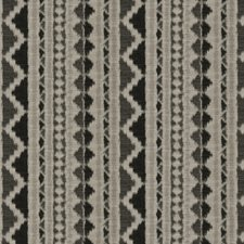 Noir Ivory Global Drapery and Upholstery Fabric by S. Harris