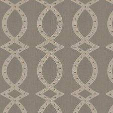 Stone Embroidery Drapery and Upholstery Fabric by Fabricut