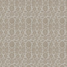 Linen Floral Drapery and Upholstery Fabric by Fabricut