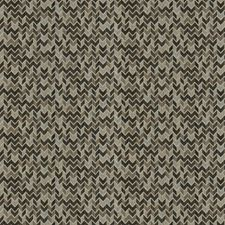 Mahogany Flamestitch Drapery and Upholstery Fabric by Trend