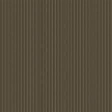 Coffee Herringbone Drapery and Upholstery Fabric by Trend
