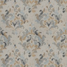 Bermuda Damask Drapery and Upholstery Fabric by Trend