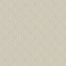 Bisque Embroidery Drapery and Upholstery Fabric by Trend