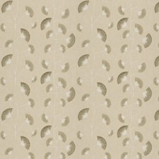 Nougat Embroidery Drapery and Upholstery Fabric by Fabricut