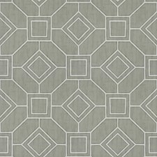 Silver Lattice Drapery and Upholstery Fabric by Fabricut