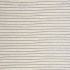 Silver Pearl Stripes Drapery and Upholstery Fabric by Fabricut