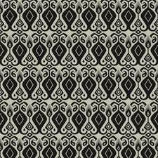 Noir Global Drapery and Upholstery Fabric by Fabricut