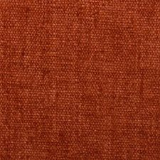 Carrot Chenille Drapery and Upholstery Fabric by Duralee