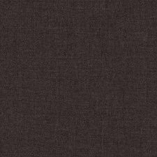 Dark Brown Solid Drapery and Upholstery Fabric by Duralee