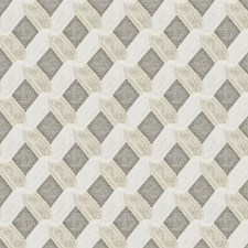 Froth Geometric Drapery and Upholstery Fabric by Stroheim