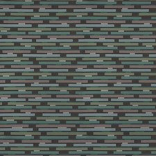 Delphi Geometric Drapery and Upholstery Fabric by S. Harris