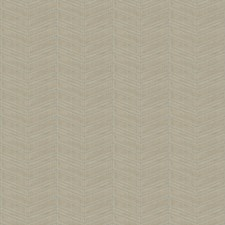 Latte Chevron Drapery and Upholstery Fabric by Trend