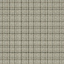 Pewter Check Drapery and Upholstery Fabric by Fabricut