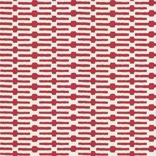 Fuchsia Geometric Drapery and Upholstery Fabric by Fabricut