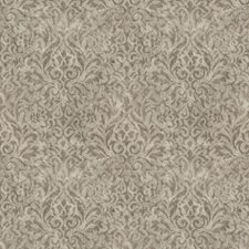 Gray Agate Damask Drapery and Upholstery Fabric by Vervain