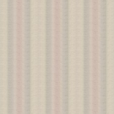 Rose Quartz Stripes Drapery and Upholstery Fabric by Vervain