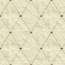 White/Yellow Diamond Drapery and Upholstery Fabric by Kravet