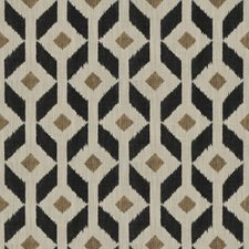 Licorice Global Drapery and Upholstery Fabric by Fabricut