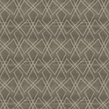 Truffle Geometric Drapery and Upholstery Fabric by Fabricut