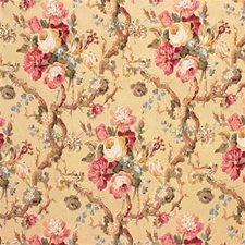 Mocha Print Drapery and Upholstery Fabric by Lee Jofa