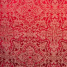 Rubi Drapery and Upholstery Fabric by Scalamandre