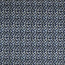 Deep Cobalt Drapery and Upholstery Fabric by Scalamandre