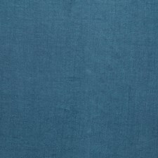 Hydro Blue Linen Drapery and Upholstery Fabric by Scalamandre