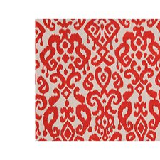 Red Drapery and Upholstery Fabric by Scalamandre
