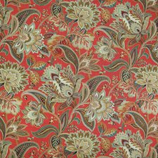 Pompeii Paisley Drapery and Upholstery Fabric by Greenhouse
