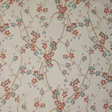 Turquoise Transitional Drapery and Upholstery Fabric by JF