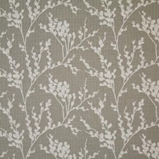 Pewter Damask Drapery and Upholstery Fabric by Pindler