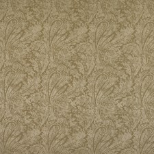 Bronze Scroll Drapery and Upholstery Fabric by Greenhouse