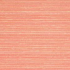 Coral Stripe Drapery and Upholstery Fabric by Greenhouse