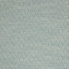 Surf Geometric Drapery and Upholstery Fabric by Greenhouse