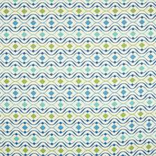 Caribbean Lattice Drapery and Upholstery Fabric by Greenhouse
