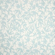 Mist Floral Drapery and Upholstery Fabric by Greenhouse